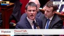 """TextO' : Coup de colère de Manuel Valls - Jean-Christophe Lagarde: """"C'est facile d'attaquer et d'agresser un député"""""""