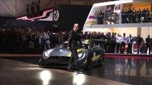 Geneva Motor Show 2015 - Mercedes-Benz Press Conference - Dr. Dieter Zetsche