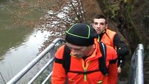 Trail 2015 Lavault-Sainte-Anne - 2/4 - passerelle