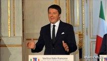 Libia, Renzi: serve un accordo fra le fazioni, no ad intervento