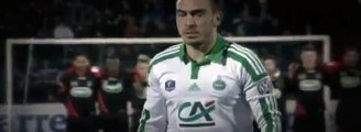 AS Saint-Etienne vs Boulogne 1-1 tirs au buts (penalties) 3-4 Coupe de France 03_03_2015‬