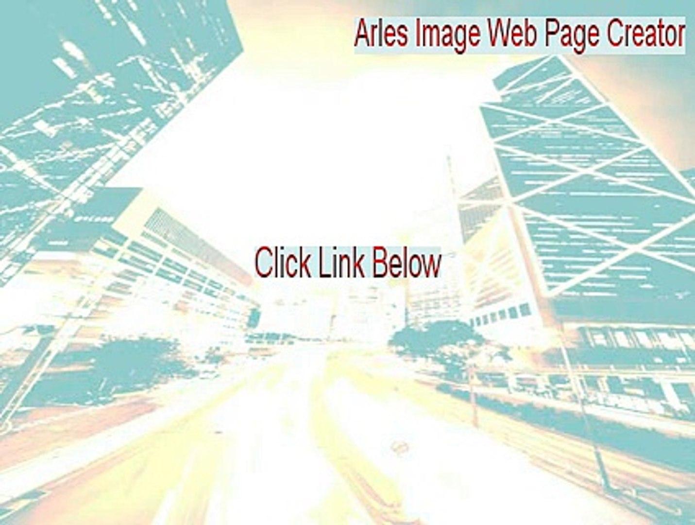 100 Arles Image Web Page Creator Serial