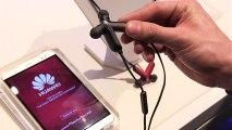 Talk Band N1 : écouteurs, baladeur et tracker à la fois
