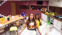 Tamis e Amanda mandam recadinho pra Talita 04/03