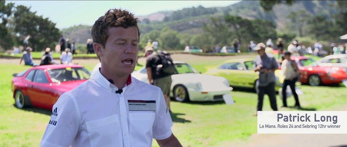 Porsche Unexpected in Monterey