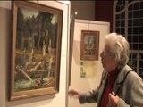 Exposition rétrospective sur les peintures de Gilles FABRE..