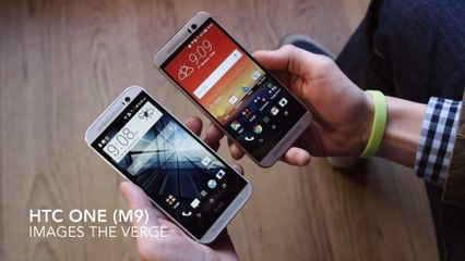 TheiVideo - Le HTC One M9 arrive !