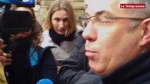 Bugaled-Breizh. Audience à la cour d'appel : la réaction de Dominique Tricaud