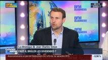 """Jean-Charles Simon: Dividendes: """"le message délivré par l'émission Cash Investigation est complètement faux"""" - 04/03"""