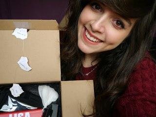 Mes cadeaux + ce que je lui ai offert! #ColisD'Amour ♥