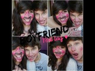 Boyfriend test tag   Part 1 ♥