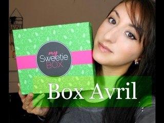My Sweetie Box - Avril