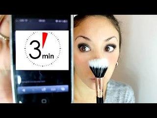 TAG #2 3 Min MakeUp Challenge