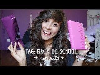 Tag: Back to school + conseils (brevet, lycée, devoirs..)