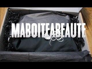 """Unboxing   MaBoiteAbeauté """"La coquette"""""""