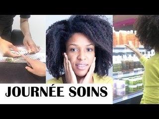Journée Soins ♡ Jeu-concours & code promo  | VLOG