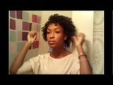 Astuce longueur twists out / length tip & twists out