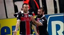 Spezia - Pro Vercelli 5-2. All GOALS. Serie B 4_03_2015 - HD