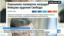 Un acord între Rusia şi Ungaria care va fi ţinut în secret 30 de ani. Ancheta privind moartea lui Boris Nemțov ar putea rămâne neelucidată, aşa cum s-a întâmplat şi în cazul uciderii altor opozanți ai preşedintelui rus, Putin.