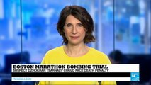 US - Boston marathon bomber could face death penalty