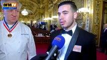 Un jeune sans-papiers meilleur apprenti menuisier de France