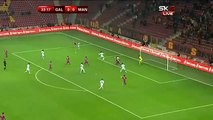 Galatasaray VS Manisaspor 4-0. All Goals. Turkish Cup 3_03_2015‬ - HD