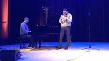Ibrahim Maalouf improvise au Champs Libres