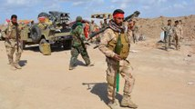 Iraqi forces ramp up offensive to recapture Tikrit