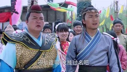 隋唐英雄5 第21集 Heros in Sui Tang Dynasties 5 Ep21