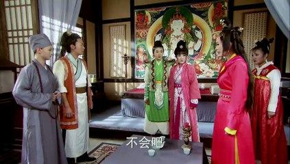 隋唐英雄5 第24集 Heros in Sui Tang Dynasties 5 Ep24