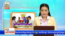 Khmer News, Hang Meas News, HDTV, Afternoon,  06 March 2015, Part 02