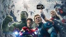 Vengadores: La era de Ultrón - Trailer final español (HD)