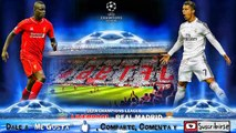 Liverpool vs Real Madrid - Liverpool F.C. (Football Team) - UEFA Champions League - Realmadrid - Cristiano - Real Madrid Liverpool