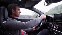 Geneva Motor Show 2015 - Mercedes-Benz CLA 45 AMG Driving Video