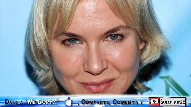Renée Zellweger (Celebrity) - Renee Zellweger face - Renee Zellweger Cirugia - Bridget Jones - Renee Zellweger Before And After