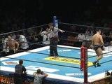 Toshiaki Kawada vs Minoru Suzuki - (NJPW 2005/08/11)