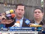 Copei pide investigar nexos entre Gobierno nacional y partido español