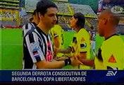 Aficionados preocupados por Barcelona