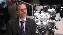 Kia at Geneva Auto Show 2015 - Interview Michael Winkler