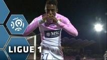 But Clarck NSIKULU (25ème) / Evian TG FC - FC Lorient (1-0) - (ETG - FCL) / 2014-15
