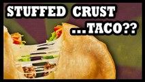 Quesadilla + Chalupa = Taco Bell Genius! - Food Feeder