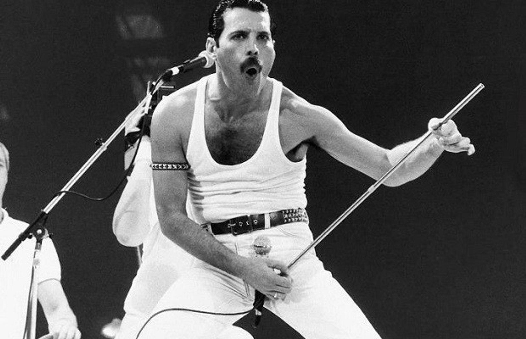 The Freddie Mercury Tribute Concert Hd Video Dailymotion