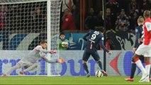 Le PSG s'offre Monaco en Coupe de France