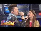 Vhong and Anne's 'My Endless Love' duet on It's Showtime