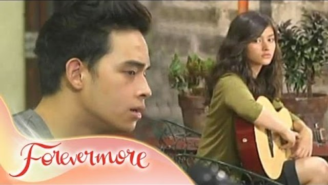 Forevermore: How does Jay says he loves Agnes?