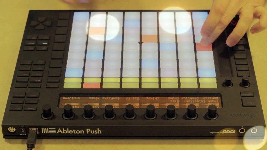 Statx - Pleadings [Ableton Push Performance]