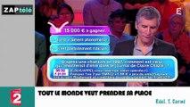 Zapping Télé du 5 mars 2015 - Découvrez comment Nicolas Bedos s'égayait avec sa soeur et ses copines !