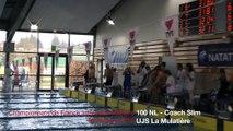 100 NL - Finale Championnats de France Interclubs Masters - Montluçon 2015 - UJS La Mulatière Natation