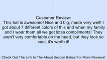 Black and White Mariachi Sombrero Review