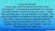 MoroccanOil Intense Curl Cream,300ml Bottle Review